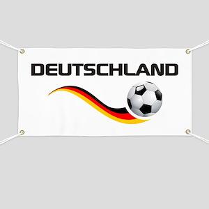 Soccer Deutschland 1 Banner