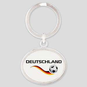 Soccer Deutschland 1 Keychains
