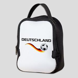 Soccer Deutschland 1 Neoprene Lunch Bag