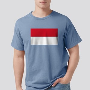 Monegasque Flag T-Shirt