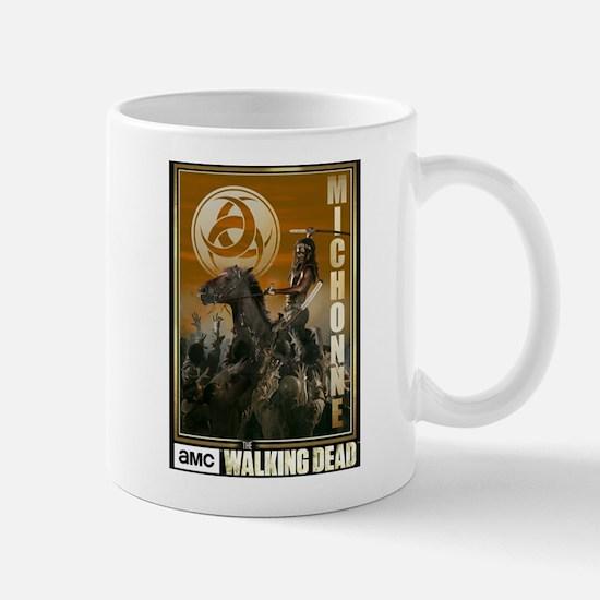 Michonne Zombie Slayer Mug