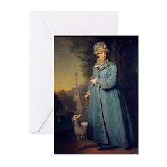 Italian Greyhound Cards 20PK