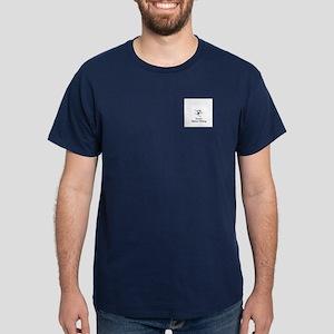 Team Alpine Skiing Black Dark T-Shirt