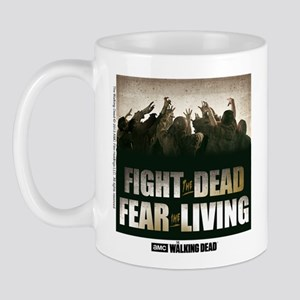 Fight the Dead, Fear the Living Mug