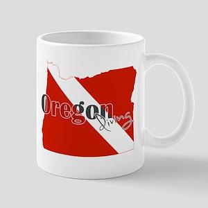 Oregon Diver Mug