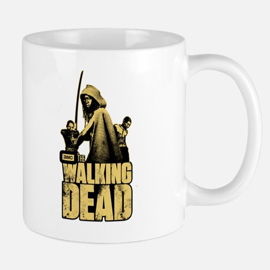 Zombie Killer Michonne Mug