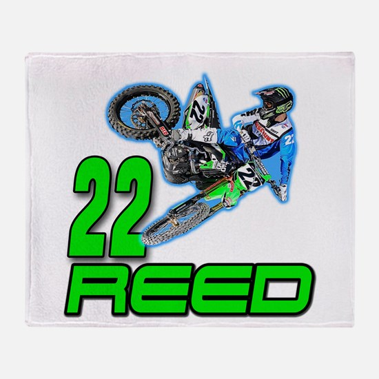 Reed 14 Throw Blanket