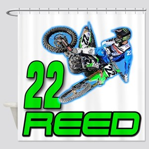 Reed 14 Shower Curtain