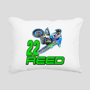 Reed 14 Rectangular Canvas Pillow