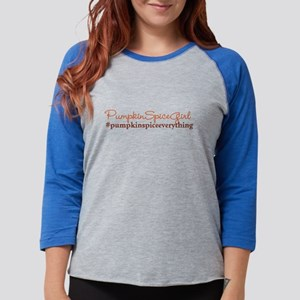PumpkinSpiceGirl Long Sleeve T-Shirt