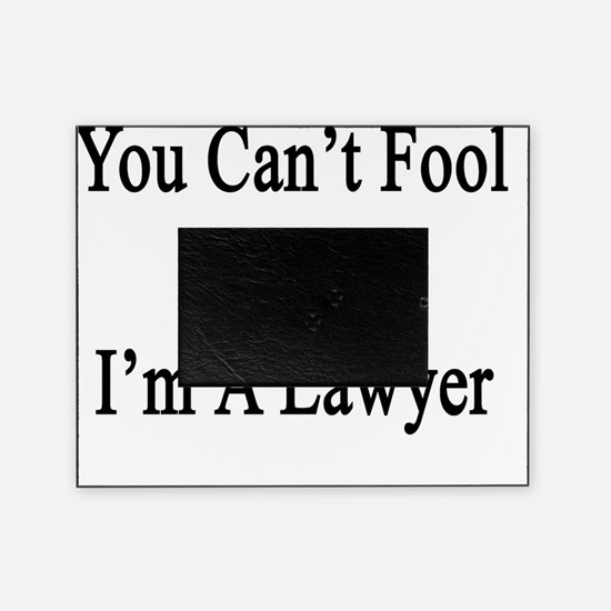 You Can't Fool Me I'm A Lawyer  Picture Frame
