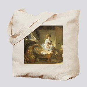 The Visit to the Nursery Tote Bag