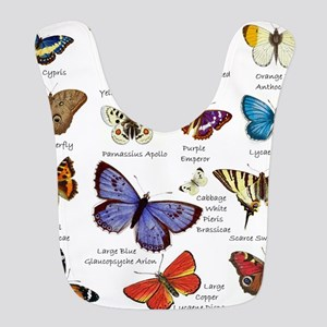 Butterfly Illustrations full colored Polyester Bab