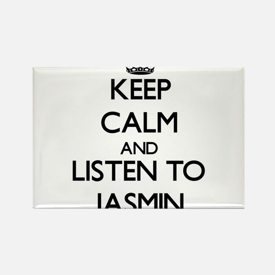 Keep Calm and listen to Jasmin Magnets
