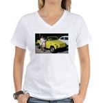 Debbies Thing Women's V-Neck T-Shirt