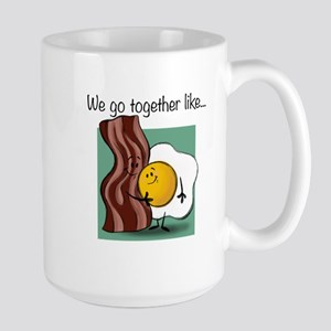 Bacon and Eggs Large Mug