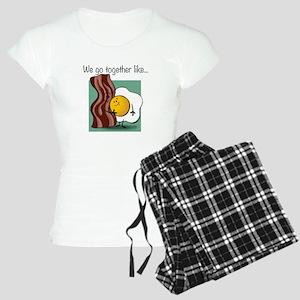 Bacon and Eggs Women's Light Pajamas