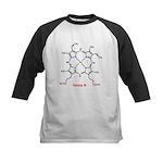 Molecularshirts.com Heme Kids Baseball Jersey