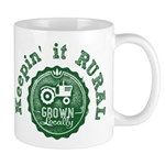 Keepin it RURAL 02 Mugs