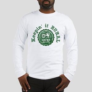 Keepin It RURAL 02 Long Sleeve T-Shirt