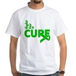 Kidney Disease Fight For A Cure White T-Shirt