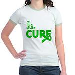 Kidney Disease Fight For A Cure Jr. Ringer T-Shirt