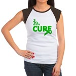 Kidney Disease Fight For A Cure Women's Cap Sleeve