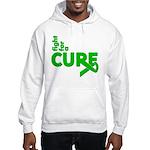Kidney Disease Fight For A Cure Hooded Sweatshirt