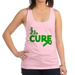 Kidney Disease Fight For A Cure Racerback Tank Top