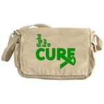 Kidney Disease Fight For A Cure Messenger Bag