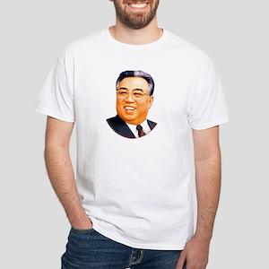 Kim Il-Sung North Korea T-Shirt
