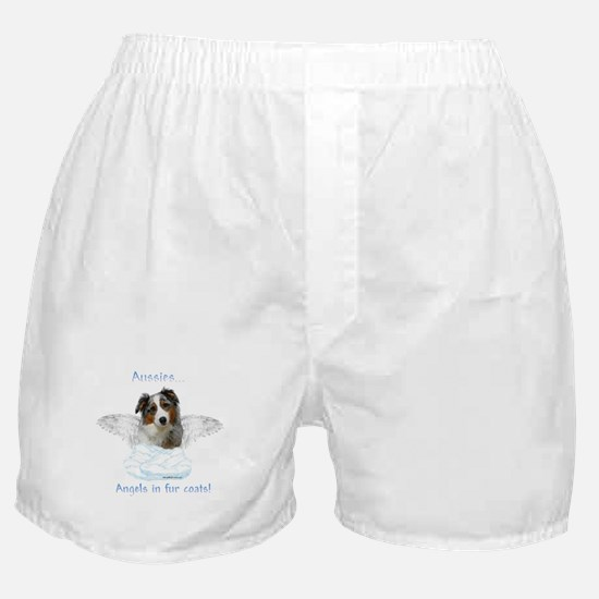 Aussie Angel Boxer Shorts