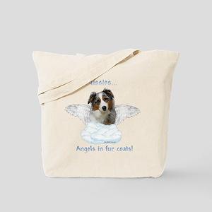 Aussie Angel Tote Bag