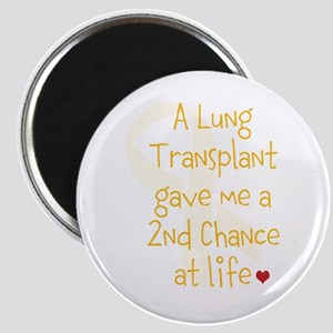 2nd Chance At Life (Lung) Magnet