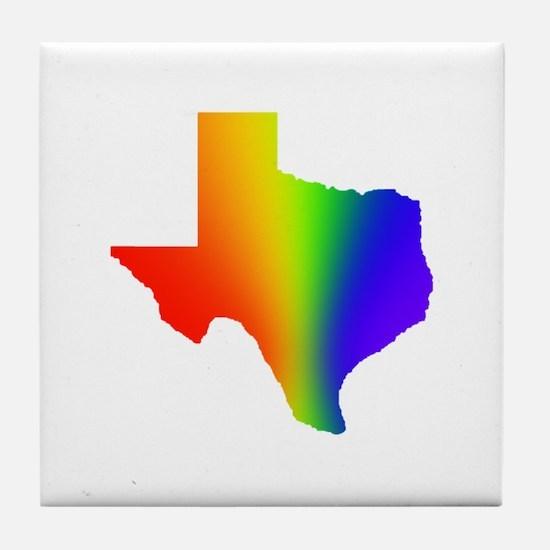 Texas 3 - Tile Coaster