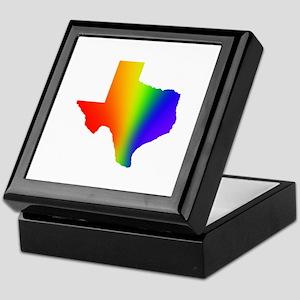 Texas 3 - Keepsake Box