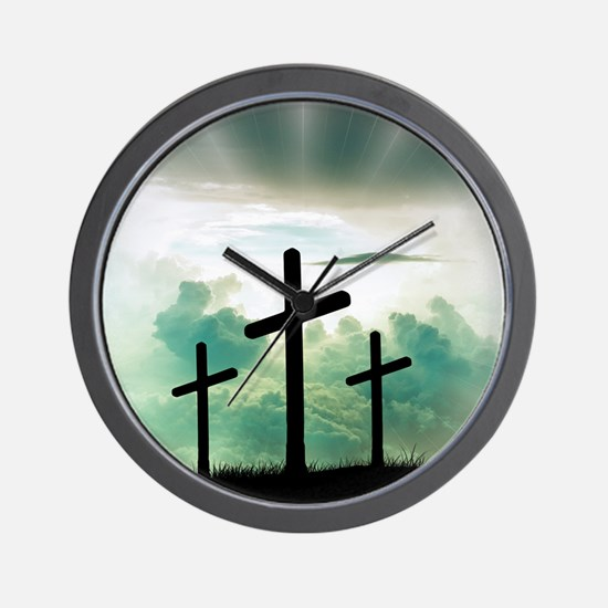 Everlasting Life Wall Clock