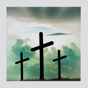 Everlasting Life Tile Coaster