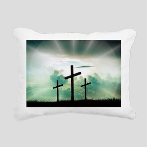 Everlasting Life Rectangular Canvas Pillow