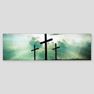 Everlasting Life Bumper Sticker