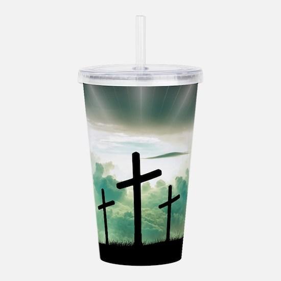 Everlasting Life Acrylic Double-wall Tumbler