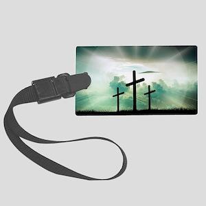 Everlasting Life Luggage Tag