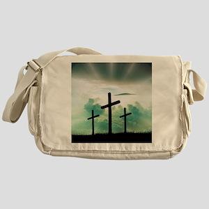 Everlasting Life Messenger Bag