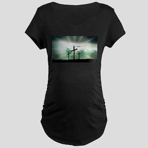 Everlasting Life Maternity T-Shirt