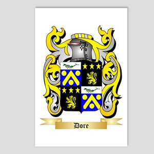 Dore Postcards (Package of 8)
