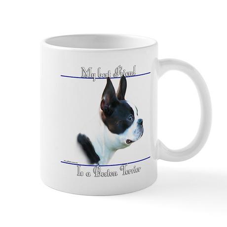 Boston Best Friend2 Mug
