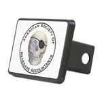 Renegade Accountants Rectangular Hitch Cover