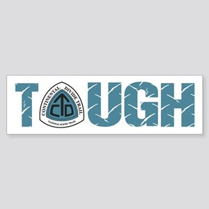 CDT Tough Bumper Sticker