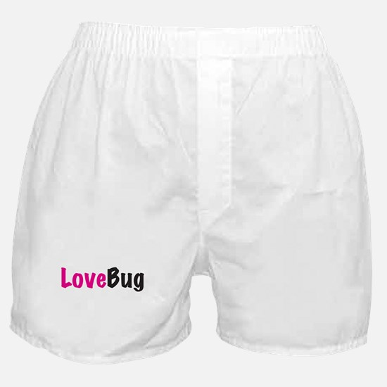 LoveBug Boxer Shorts