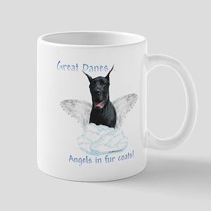 Dane(black) Angel Mug
